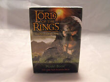 LORD OF THE RINGS TCG MOUNT DOOM SEALED SAM STARTER DECK