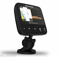 NEW Raymarine Dragonfly 5DVS Dual Channel CHIRP Sonar with DownVision™