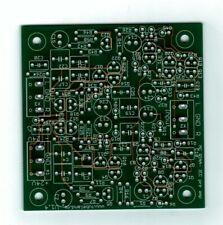 Class A Ultra Low Noise RIAA MC-mm deux étapes IEC Égalisateurs 79 DB Circuit Imprimé