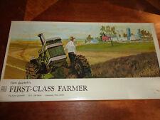FIRST CLASS FARMER- VINTAGE BOARD GAME-  FARMER'S QUARTERLY-NEW