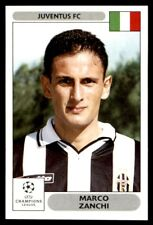 Panini Champions League 2000/2001 - Marco Zanchi Juventus FC No. 177