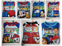 *NIP - DISNEY - TODDLER BOY'S FLANNEL BLANKET SLEEPER - LICENSED - SIZE: 3T - 5T