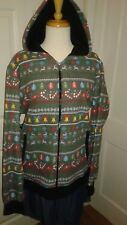Seven Oaks Christmas Hoodie Boys Size Large. Great Condition