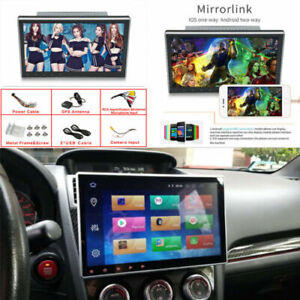 """1Din Android 9.1 9"""" 1080P Touch Screen Car Universal Stereo Radio GPS Wifi 3G 4G"""