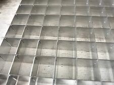 12.7mm Thick Aluminium Laser Bed