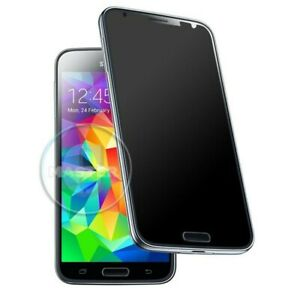 PRIVACY FULL SCREEN PROTECTOR for NOTE 5 4 3 2 GALAXY S3 S4 S5 S6 BLACK / WHITE