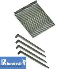 "Primatech 1-3/4"" ""L"" Hardwood Flooring Cleats - Nails - 18 Ga L-Shaped 6,000 Ct."