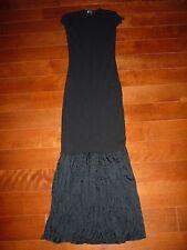 Maick Harold Paris RARE Vintage Miyake Style Mermaid Fish Tail Bodycon Dress NEW