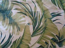 New Williams Sonoma Home Tropical Palm Leaf Euro Pillow Sham