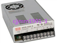 1Pc Meanwell Security Monitoring NES-350-5 Switching Power Supply New ac