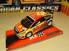 "SCX 64820 CITROEN C4 WRC Rally Japan 2010 ""P. Solberg"" - neuf en boîte."