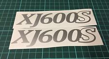 2 X YAMAHA XJ 600 S SECA II  Diversion Vinyl Tank Decal sticker