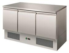 OW Kühltisch mit 3 Türen - 1370x700x850mm