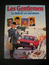 Les Gentlemen Tacconi Castelli Ed. EDI-3 EO 1980