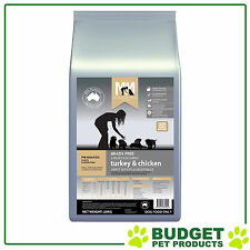 Meals For Mutts Grain Free Turkey Chicken For Puppy & Whelping Dogs 20kg