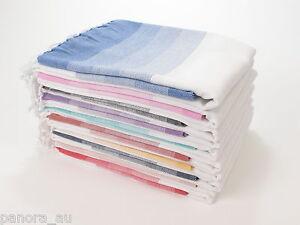 New TANGO Turkish Towel Peshtemal Sarong Bath SPA Beach Hammam 100% cotton
