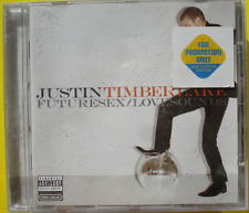Justin Timberlake Futuresex/Lovesounds   CD sehr  gute Zustand