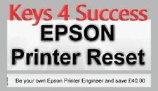 EPSON XP-600 605 700 750 800 850 PRINTER WASTE INK PAD RESET - Digital Download