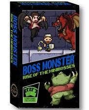 Rise Of The Minibosses Boss Monster Dungeon Building Board Game Brotherwise