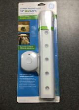 "GE Wireless Remote Control 12"" LED Light - Batteries Not Included M2A"