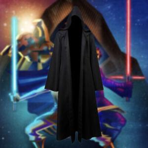 Star Wars Sith Anakin Skywalker Darth Maul Robe Suit Cloak Cosplay Costume