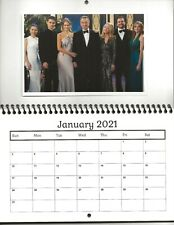 THE YOUNG AND THE RESTLESS  2021 PHOTO CALENDAR  Y&R