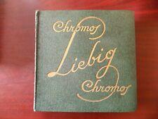 Album chromos Liebig ( 594 chromos )