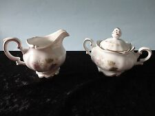 Vintage Kronester Bavaria - Made in Germany Creamer & Sugar Bowl/Lid  -- Celia
