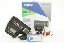 Phottix Laso TTL Flash Trigger Receiver for Canon *MINT*