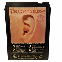 MANFRED MANN'S EARTH BAND The Roaring Silence 8 Track Tested & Works