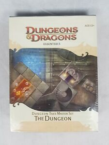 Dungeons And Dragons Tiles Master Set The Dungeon