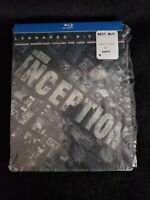 Steelbook HI-DEF Blu-ray Film Inception