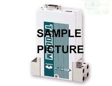 FUJIKIN MFC MASS FLOW CONTROLLER FCST1020, HE, 30 SLM, 1.125C-SEAL, 9PIN D-SUB
