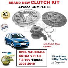 Para Opel Astra H 1.8 1.8 16V 140bhp 2005-2010 Nuevo 3PC Kit de Embrague + Csc