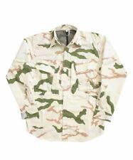 ARKTIS windproof SAS SHIRT TUNDRA snow CAMO army combat jacket sking LARGE BNWT