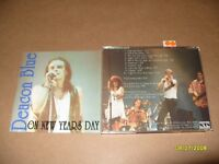 Deacon Blue On New Years Day 10 Track cd 1992 cd is Ex/Inlays are vg/ex