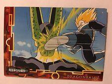 Dragon Ball Z Collection Card Gum 111