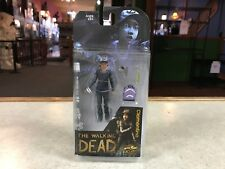 2014 McFarlane Toys Skybound The Walking Dead CLEMENTINE NORMAL Figure MOC