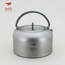 Keith Titanium Ti3901 Kettle - 1.0 L (Shipped from USA)