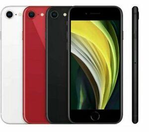 Apple iPhone SE 2ème gén 2020 64Go 128Go 256Go Débloqué Smartphone - NEUF Scellé