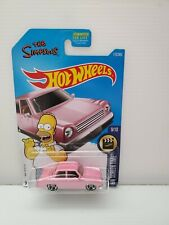 The Simpsons Family Car - Hot Wheels 2017 Mainline #112