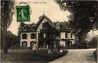 CPA Céton (Orne). Cháteau de la Fuye(356533)