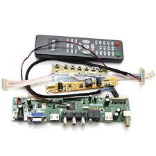 LCD Controller Board Kit HDMI+VGA+AV+USB+Audio+TV For LG Philips LM200WD3-TLF1