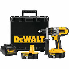 "DEWALT 18V XRP 1/2"" Drill Driver Kit DCD940KX New"