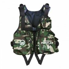 Watersnake Prowler Camo Adult Life Jacket Level 50s PFD