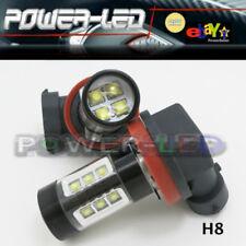 10 ampoules LED H8 12V / 80W - (5 Paires) NEUF