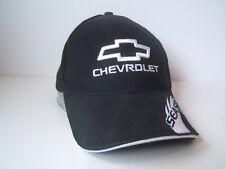 Chevrolet Seaside Chev Hat Black Hook Loop Baseball Cap