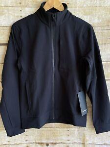 Lululemon Sojourn Men's Size XS Jacket Black Full Zip NWT