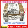 1PCS Fast fuse for  BUSSMANN 25LET 25A 240V ceramic fuse