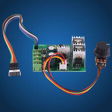 30A DC6-60V PWM Motor Speed Controller Module Current Regulator Switch + Display